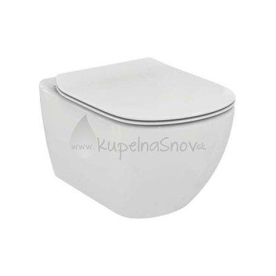IDEAL Standard Tesi Závesný klozet s AQUABLADE technológiou Biela