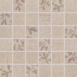 RAKO Textile mozaika set 30x30 cm béžová mix 5x5 WDM05102