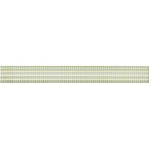 RAKO Vanity lištela zelená 40x4, 5 WLAMH014