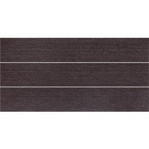 RAKO Fashion dekor - prerez čierna 30x60 DDFSE624