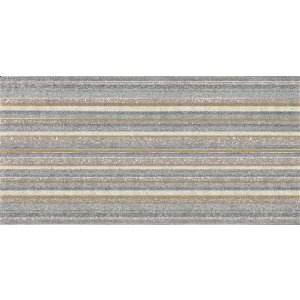 RAKO Unistone inzerto multicolor-béžová 20x40 WITMB046