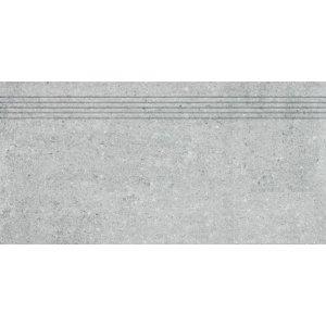 RAKO Cemento schodovka sivá 30x60 DCPSE661