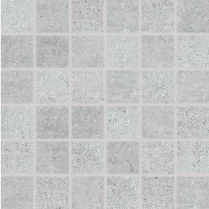 RAKO Cemento mozaika set 30x30 cm sivá 5x5 DDM06661