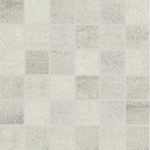 RAKO Cemento mozaika set 30x30 cm šedo-béžová 5x5 DDM06662