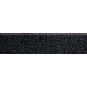 RAKO Spirit sokel čierna 45x8,5 DSAPM187