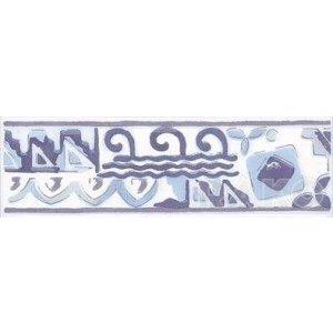 RAKO Lucie lištela modrá 20x6,1 WLAED110