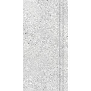 RAKO Stones schodovka sv. šedá 30x60 DCPSE666