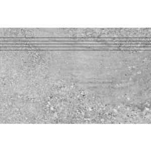 RAKO Stones schodovka sivá 30x60 DCPSE667