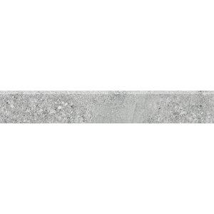 RAKO Stones sokel šedá 60x9,5 DSAS4667