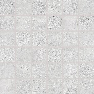 RAKO Stones mozaika set 30x30 cm sv. sivá 5x5 DDM06666
