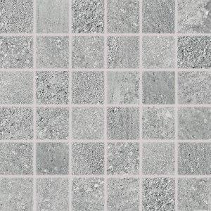 RAKO Stones mozaika set 30x30 cm sivá 5x5 DDM06667