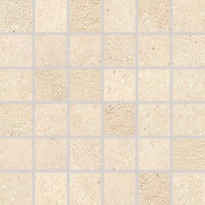 RAKO Stones mozaika set 30x30 cm béžová 5x5 DDM06668