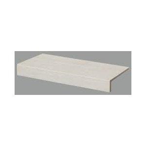 RAKO Travertin balkónová tvarovka slonová kosť 30x15 DCFJH030
