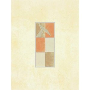 RAKO Patina dekor - vkladaný stred viacfarebná 25x33 WILKB230