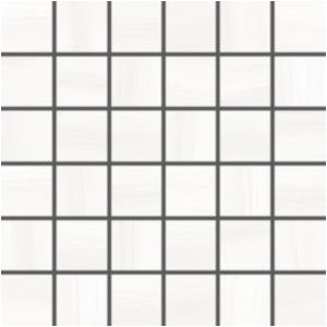 RAKO Air mozaika set 30x30 cm biela 5x5 WDM06039