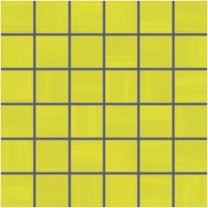 RAKO Air mozaika set 30x30 cm zelená 5x5 WDM06042