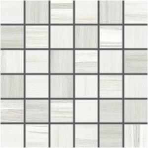 RAKO Charme mozaika set 30x30 cm sivá 5x5 WDM06038