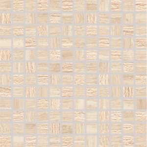 RAKO Senso mozaika set 30x30 béžová 2,5x2,5 WDM02230