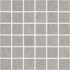 RAKO Universal mozaika set 30x30 cm ( Rock ) svetlá sivá 5x5 DDM06634