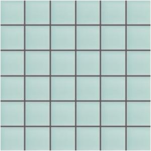 RAKO Sandstone Plus mozaika set 30x30 cm - sklo biela - sklo 5x5 VDM05032
