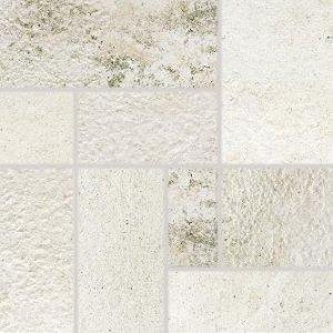 RAKO Como dekor biela 33x33 DDP3B692