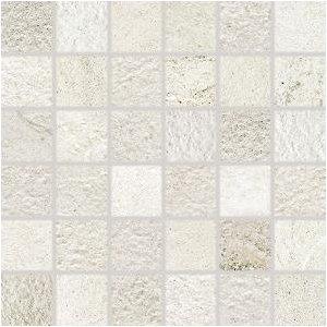 RAKO Como mozaika set 30x30 cm biela 5x5 DDM05692