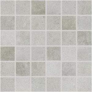 RAKO Form mozaika set 30x30 cm sivá 5x5 DDR05696