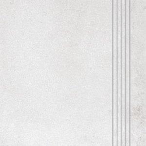 RAKO Form schodovka svetlá sivá 33x33 DCP3B695