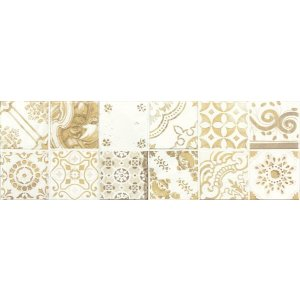 RAKO Majolika obkladačka - dekor béžová 20x60 WARVE148