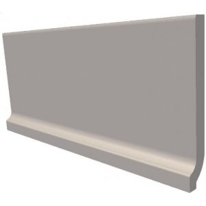 RAKO Taurus Color sokel so žliabkom 06 S Light Grey 30x8 TSPJB006