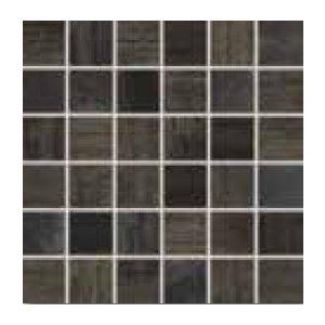 RAKO RUSH mozaika set čierna 30x30 WDM06523