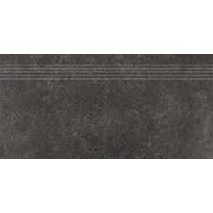 RAKO BASE schodovka čierna 30x60 DCPSE433