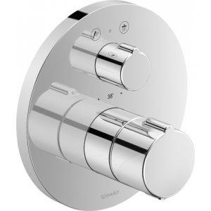 DURAVIT B.1 C1420001 Sprchový termostat