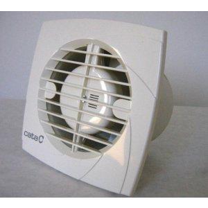 Cata Plus Ventilátor kúpeľňový B-10 PLUS biela farba