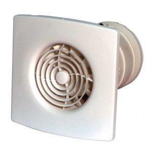 Zehnder Axiálny ventilátor SILENT 100 rôzne vyhotovenia