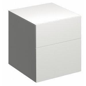 Geberit Xeno2 Bočná skrinka závesná 450 x 510 x 462 mm, rôzne vyhotovenia