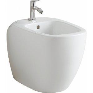 Geberit Citterio Bidet stojací biela, rôzne vyhotovenia 500.538.01.1