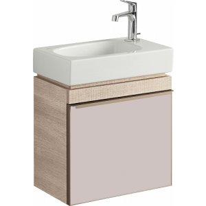 Geberit Citterio Skrinka pod umývadlo, závesná  44,0 x 55,4 x 31,6 cm, rôzne vyhotovenia