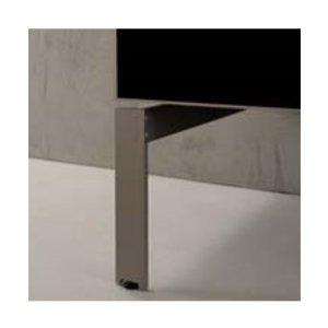 Geberit Citterio Nábytkové nohy (2 ks)  výška 21 cm 500.573.39.1