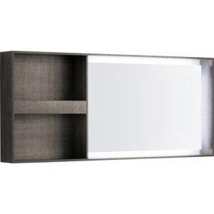 Geberit Citterio Zrkadlová skrinka s osvetlením s odkladacími priehradkami  133,4 x 58,4 x 14,0 cm, rôzne prevedenia