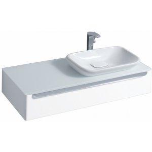 Geberit myDay Umývadlo na dosku 60 x 39 cm, biela 245460600