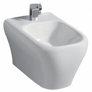 Geberit myDay Závesný bidet  biela, rôzne prevedenia 235450600