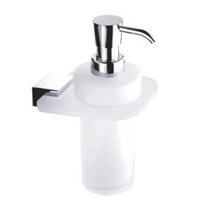 Nimco Kibo Dávkovač tekutého mydla chróm Ki X3-31W-26 (KIX331W26)