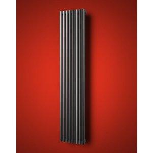 ISAN CORINT INOX Nerezový designový radiátor kartáčovaná nerez DXCO18000370SM81