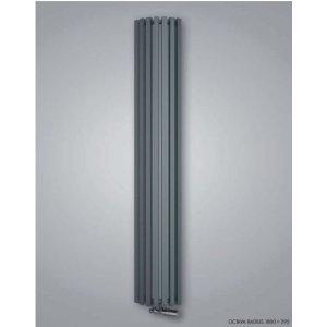 ISAN OCTAVA RADIUS Designový radiátor rôzne prevedenia