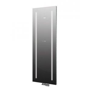 ISAN MAGIC MIRROR Kúpelňový radiátor 1806/608(v/š) zrkadlo, 4mm štandardný typ, stredové pripojenie 2xG1/2 DMAM18060608SM