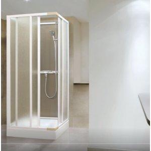 Aquatek ROYAL Sprchový kút D4