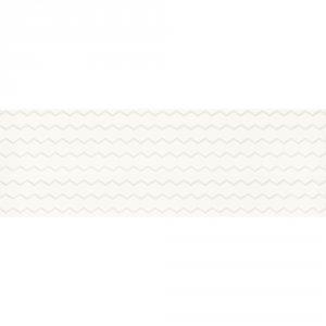 Paradyz Margarita 25 x 75 x 0,9 cm bianco matný SSR325X9771MARGBIB Obklad