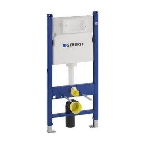 Geberit Duofix Basic pre závesné WC, so splachovacou nádržkou Delta (UP100) 111.153.00.1