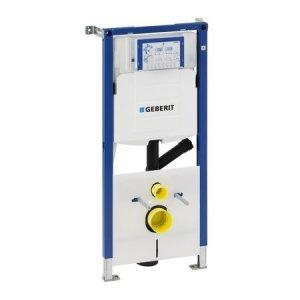 Geberit Duofix 112 cm 111.367.00.5 Pro závěsné WC se splachovací nádržkou Sigma 12 cm, s přípravou pro odsávání zápachu